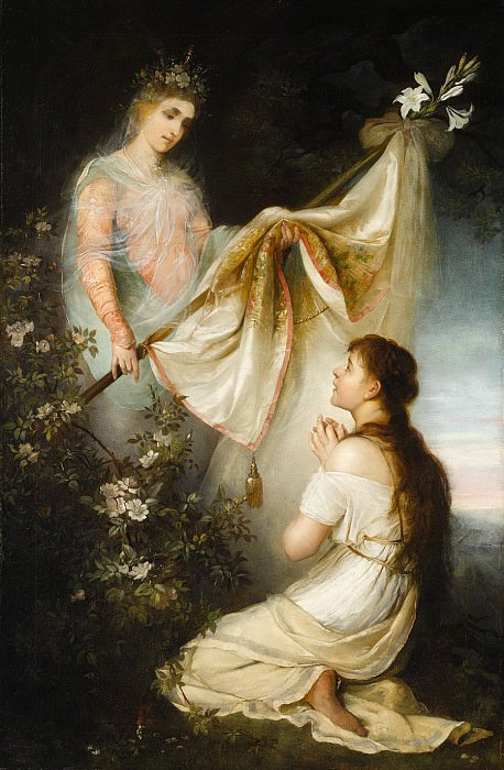 Jeanne dArc. Henryk Semiradsky