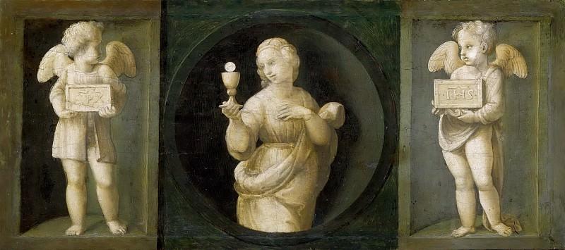 Hope. Raffaello Sanzio da Urbino) Raphael (Raffaello Santi