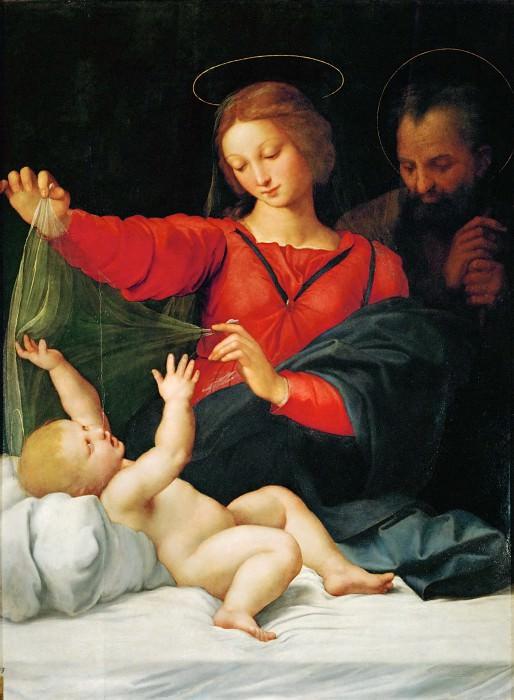 Madonna of Loreto. Raffaello Sanzio da Urbino) Raphael (Raffaello Santi