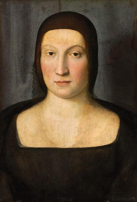 Emilia Pia da Montefeltro. Raffaello Sanzio da Urbino) Raphael (Raffaello Santi