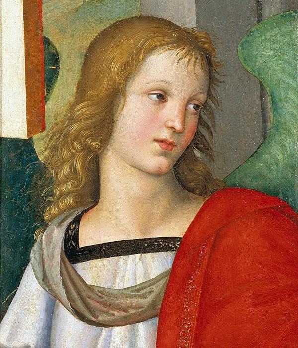 Angel. Raffaello Sanzio da Urbino) Raphael (Raffaello Santi