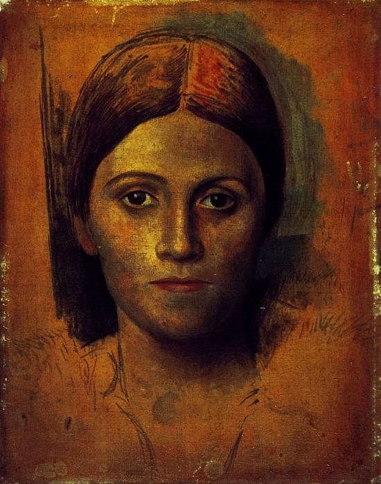 1918 Portrait de Olga Kokhlova. Pablo Picasso (1881-1973) Period of creation: 1908-1918