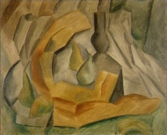 1909 Les pains. Pablo Picasso (1881-1973) Period of creation: 1908-1918