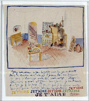 1916 Cuisine provenЗale. Pablo Picasso (1881-1973) Period of creation: 1908-1918