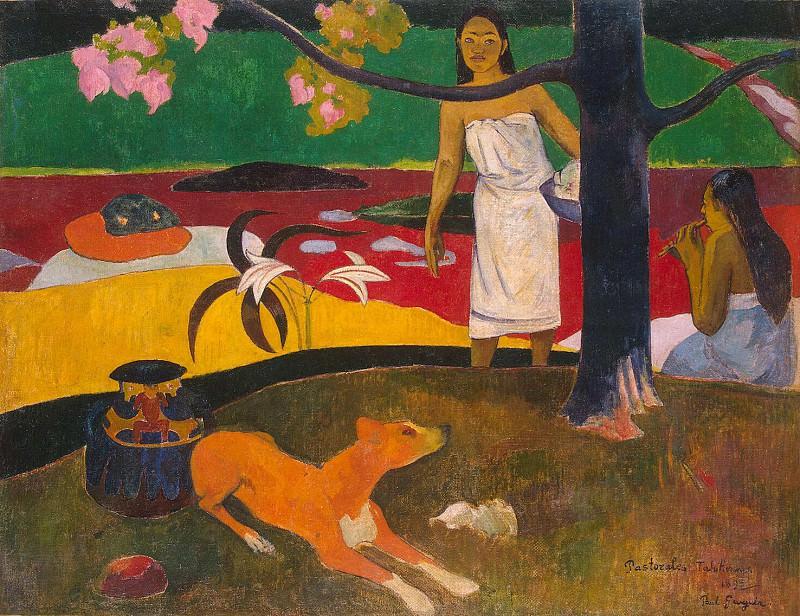 Gauguin Paul - Tahitian Pastorals. Hermitage ~ part 04