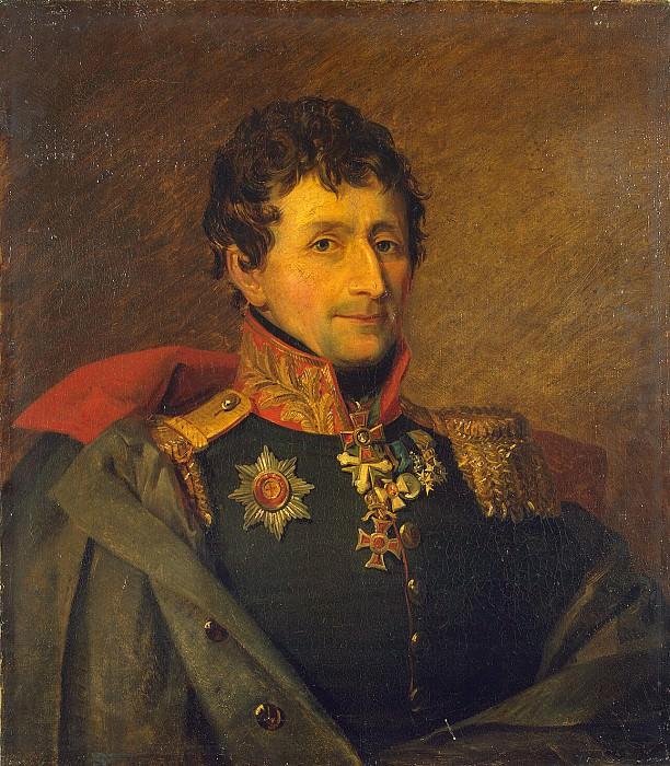 Dawe George - Portrait of Joseph N. Galatte. Hermitage ~ part 04