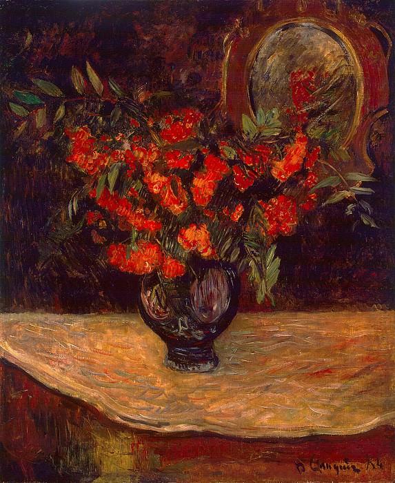 Gauguin Paul - Bouquet. Hermitage ~ part 04
