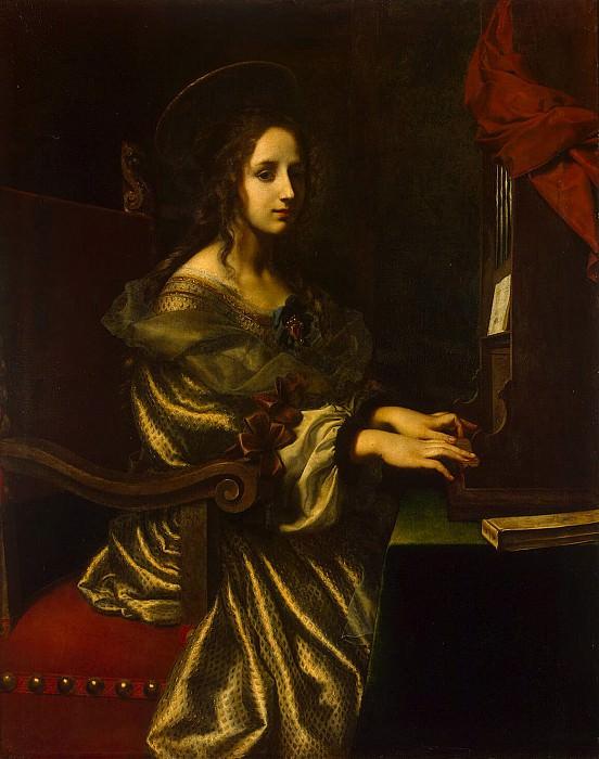 Dolci Carlo - St Cecilia. Hermitage ~ part 04