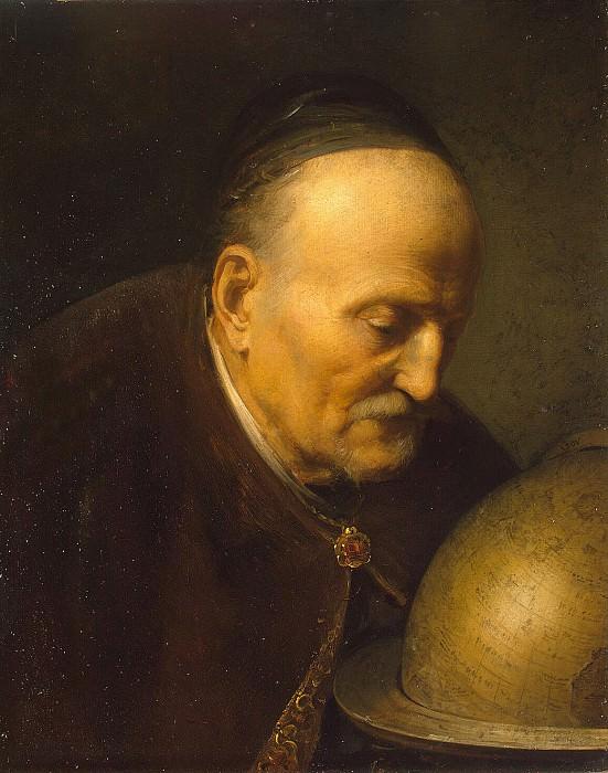 Dou Gerard - Astronomer. Hermitage ~ part 04