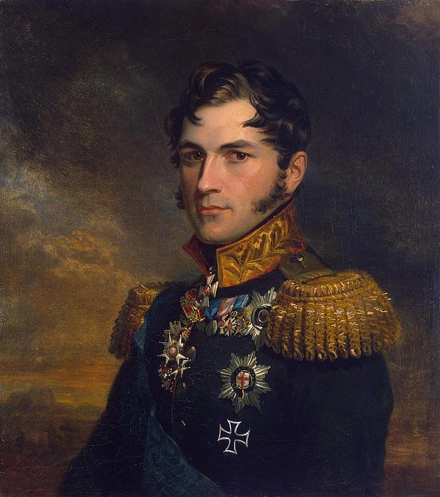 Доу, Джордж - Портрет принца Леопольда Саксен-Кобургского. Эрмитаж ~ часть 4