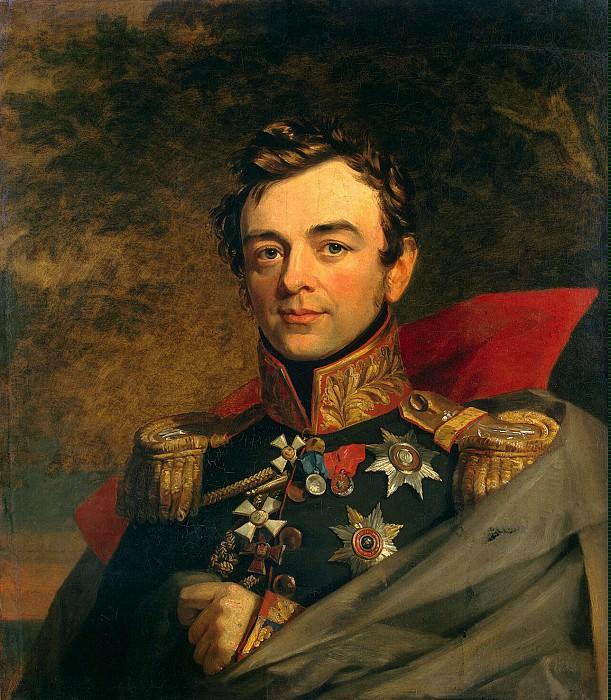 Dawe George - Portrait of Ivan Paskevich. Hermitage ~ part 04