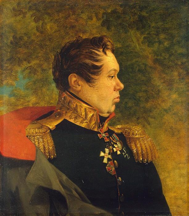 Dawe George - Portrait of Ivan Timofeyevich Kozlyaninova. Hermitage ~ part 04