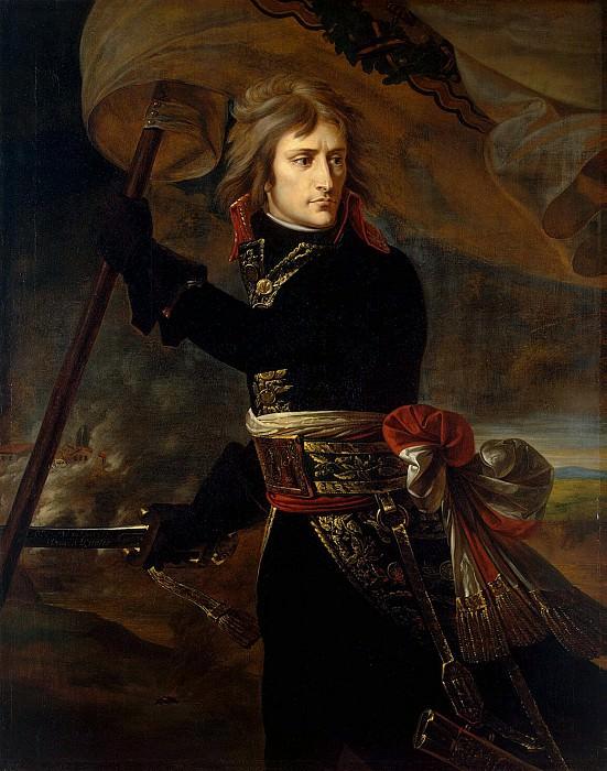 Гро, Антуан - Наполеон Бонапарт на Аркольском мосту. Эрмитаж ~ часть 4