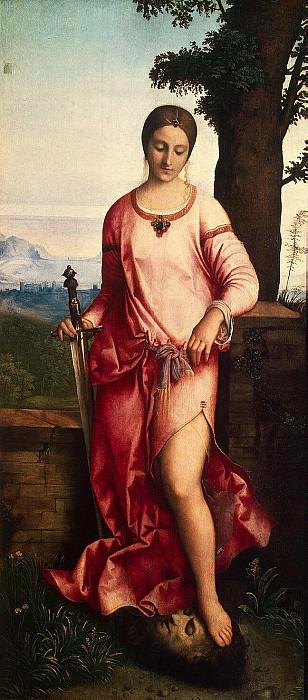 Giorgione - Judith. Hermitage ~ part 04