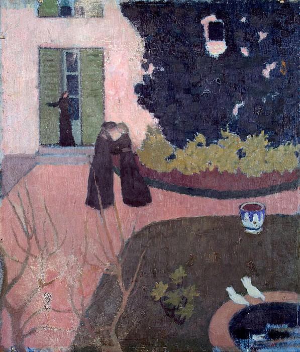 Denis, Maurice - Meeting. Hermitage ~ part 04
