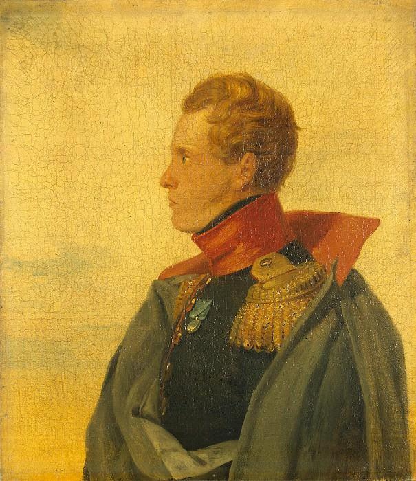 Dawe George - Portrait of Ivan Bogdanovich Rerena. Hermitage ~ part 04