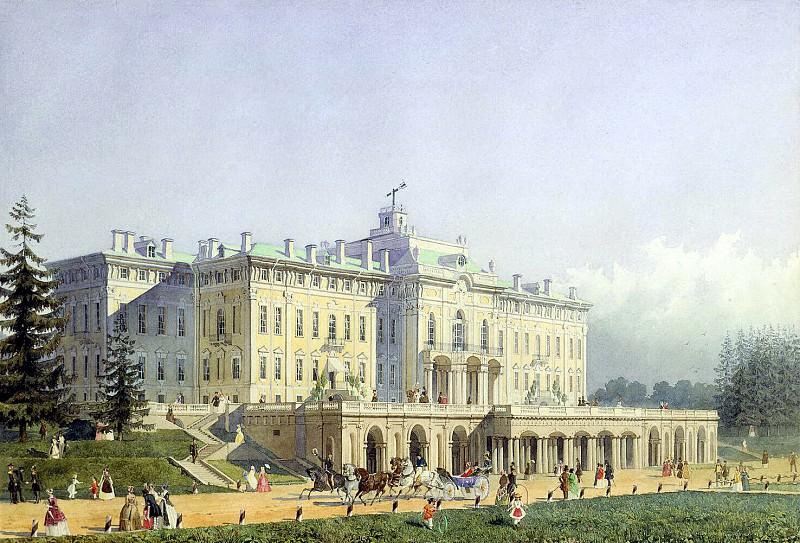 Gornostayev, Gorky - Palace in Strelna. Hermitage ~ part 04