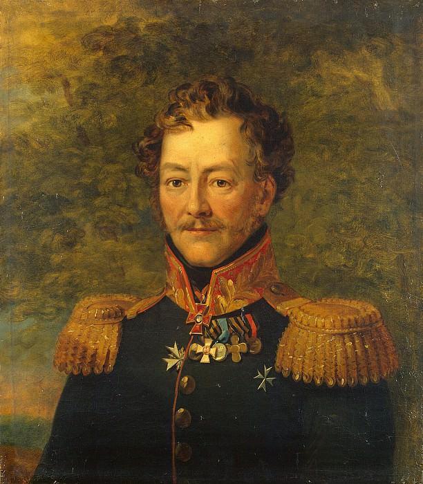 Dawe George - Portrait of Ivan A. Argamakova. Hermitage ~ part 04