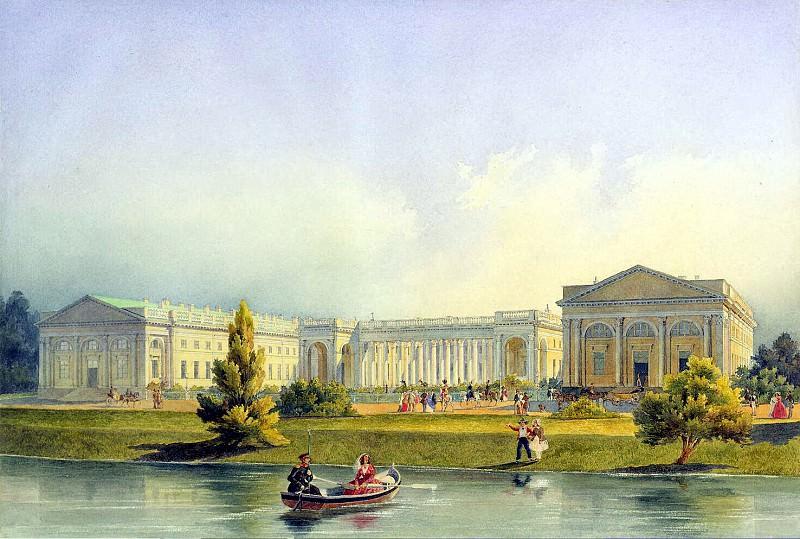 Gornostayev, Gorki - Alexander Palace in Tsarskoe Selo. Hermitage ~ part 04