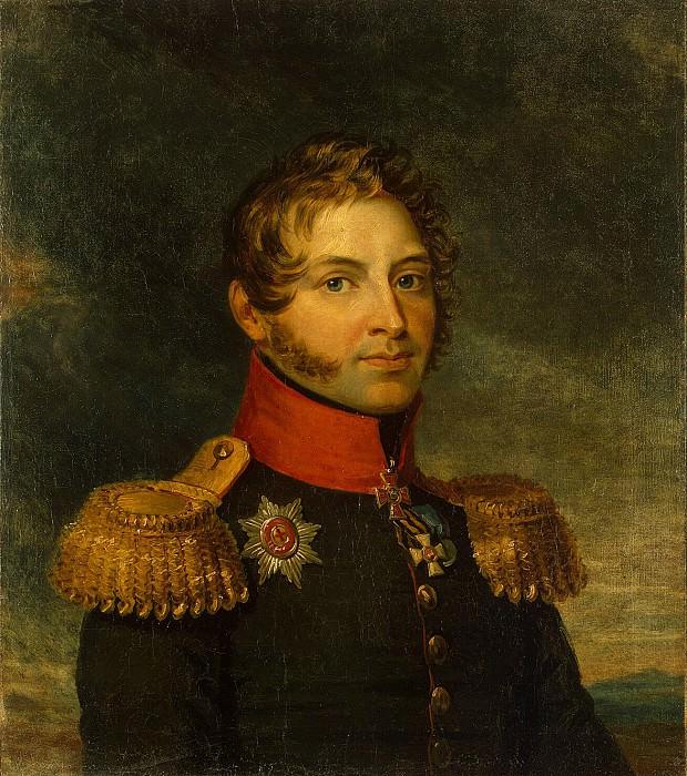 Dawe George - Portrait of Alexander P. Kutuzov. Hermitage ~ part 04