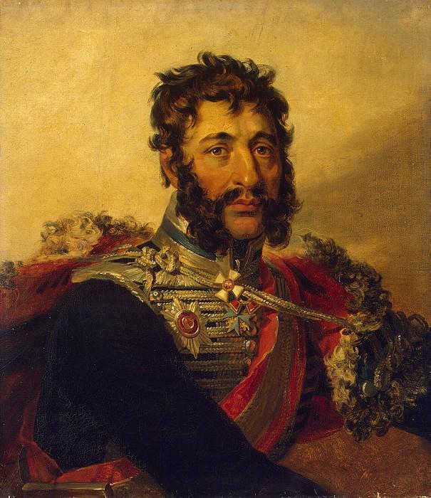 Dawe George - Portrait of Yakov Petrovich Kulneva. Hermitage ~ part 04