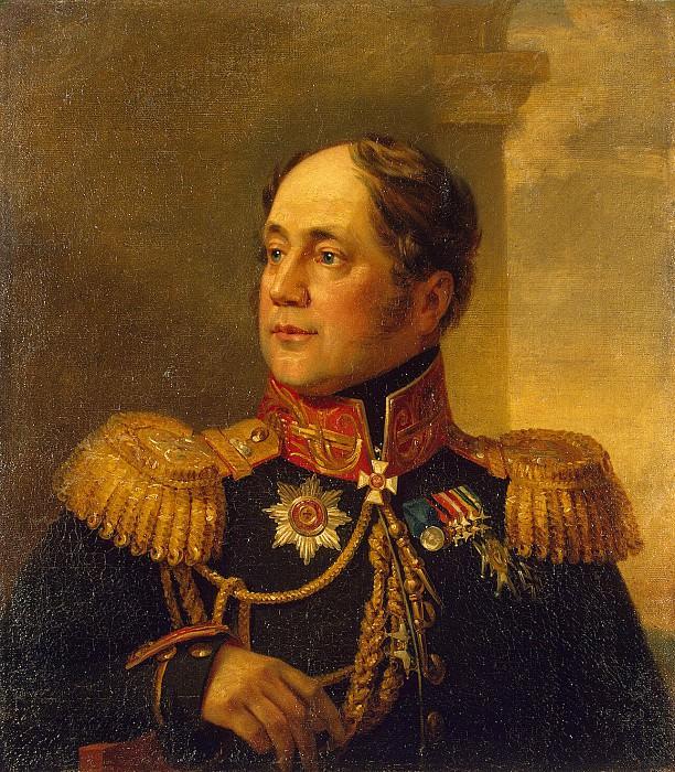Dawe George - Portrait of Nikolai Martyanovicha Sipiagin. Hermitage ~ part 04