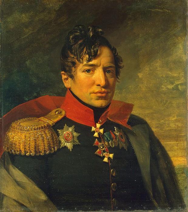 Dawe George - Portrait of Pyotr A. Kikin. Hermitage ~ part 04