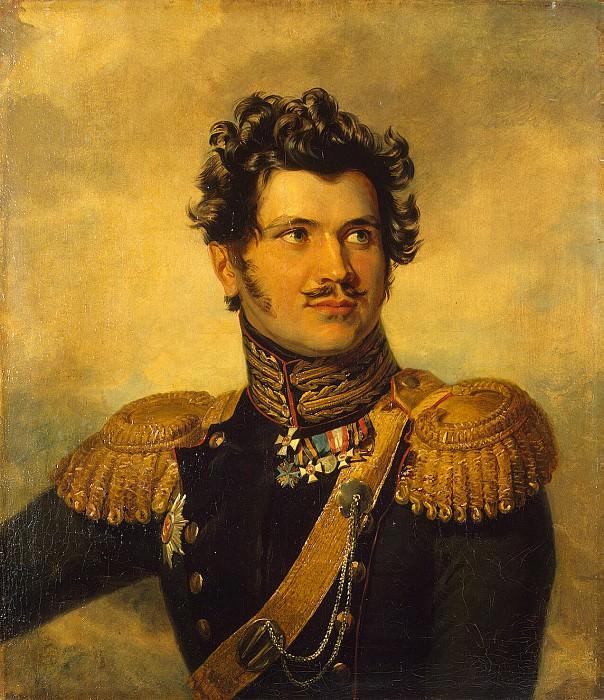 Dawe George - Portrait of Ivan Onufrievich Suhozaneta. Hermitage ~ part 04