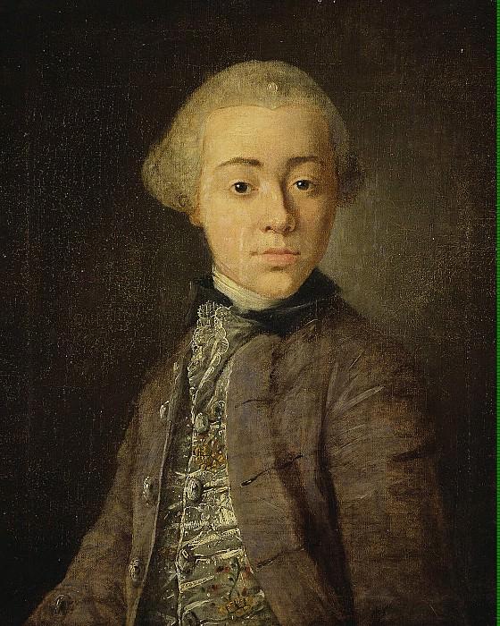 Golovachevsky, Kirill Ivanovich - Portrait of Savva Krenitsina. Hermitage ~ part 04