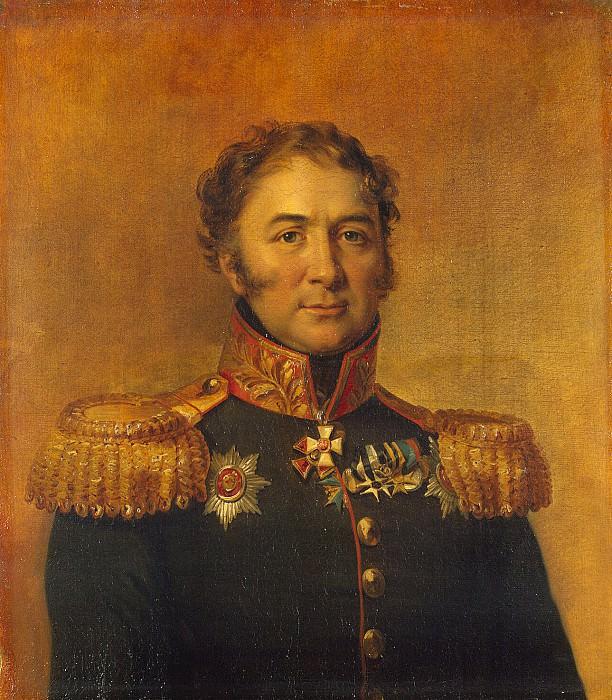 Dow, George - A Portrait of Nikolai Vasilyevich Dehtereva. Hermitage ~ part 04