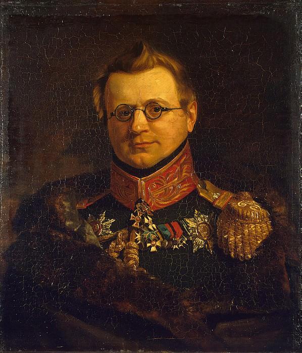 Dow, George - Portrait of Stanislas Potocki Stanislavovich. Hermitage ~ part 04