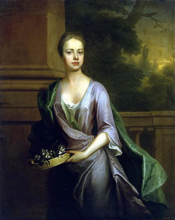 Dahl, Michael - Portrait of a Woman. Hermitage ~ part 04