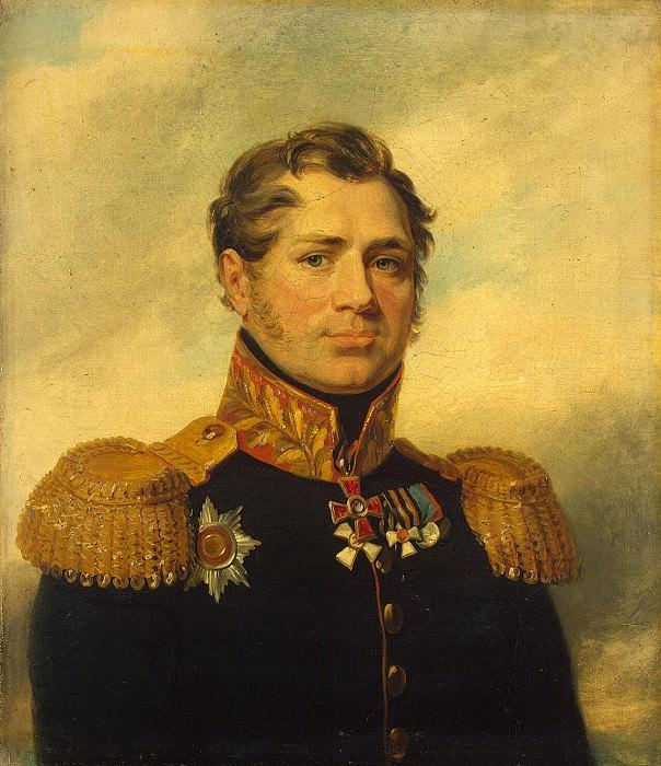 Dawe George - Portrait of Ignatius P. Russia. Hermitage ~ part 04
