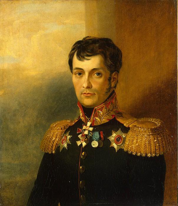 Dawe George - Portrait of Karl Fedorovich Oldekopa. Hermitage ~ part 04