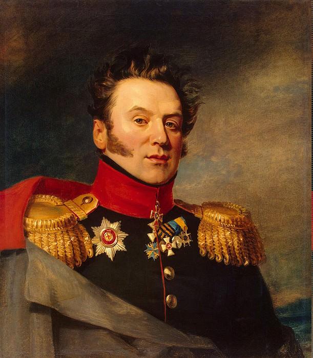 Dawe George - Portrait of Konstantin Markovich Poltoratsky. Hermitage ~ part 04