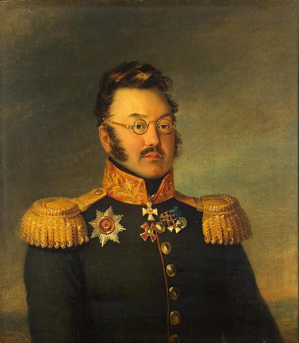 Dawe George - Portrait of Ivan Khrushchov. Hermitage ~ part 04