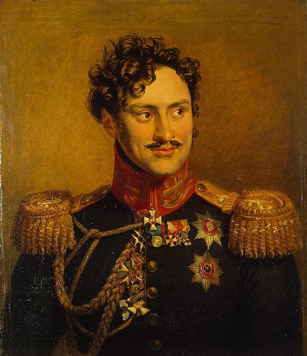 Dawe George - Portrait of Alexander Ivanovich Chernyshev. Hermitage ~ part 04