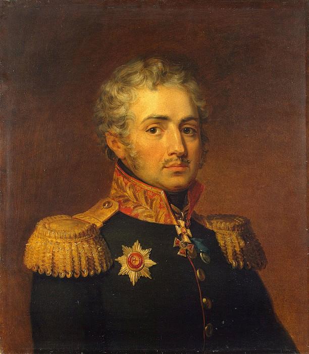 Dawe George - Portrait of Ivan Yegorovich Shevich. Hermitage ~ part 04