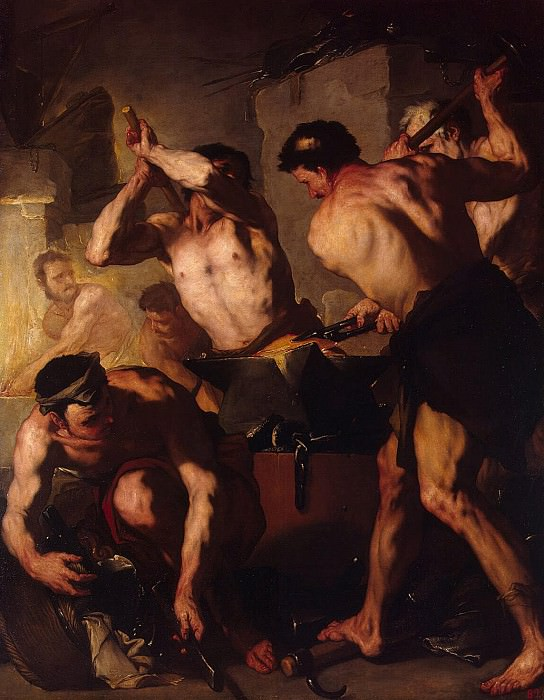 Giordano, Luca - The Forge of Vulcan. Hermitage ~ part 04