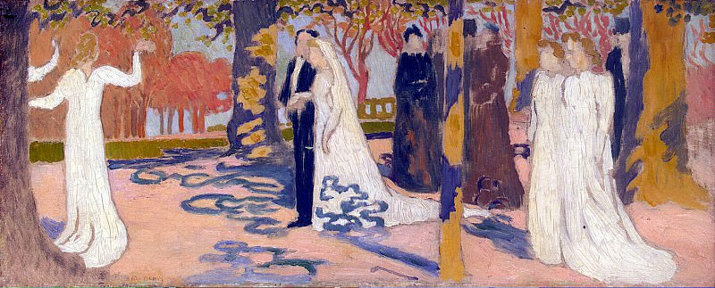 Denis Maurice - Wedding march. Hermitage ~ part 04