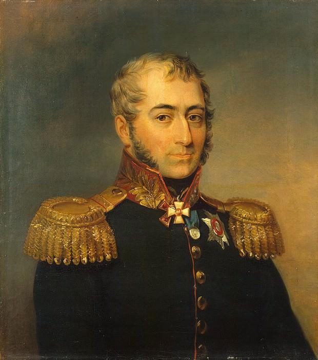 Dawe George - Portrait of Alexanders Zass. Hermitage ~ part 04