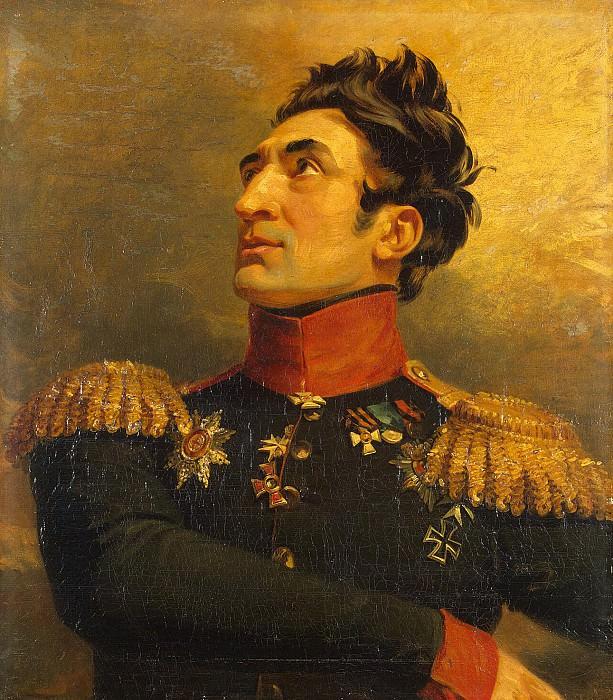 Dawe George - Portrait of Boris Vladimirovich Poluektova. Hermitage ~ part 04