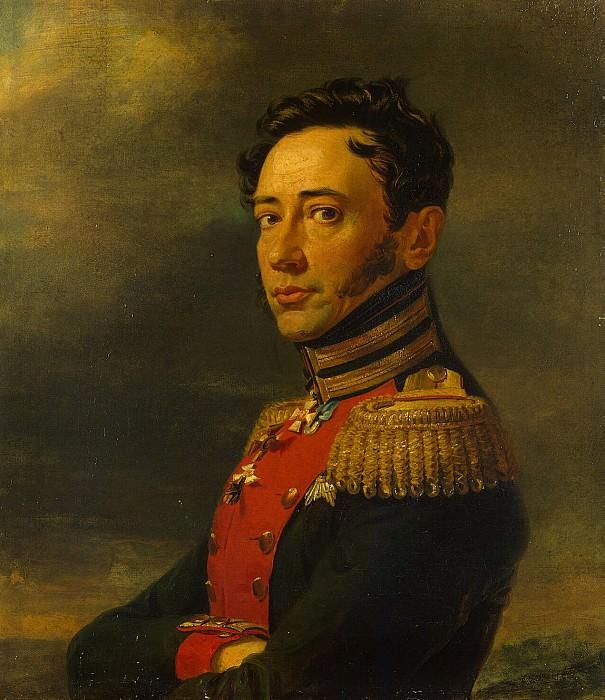 Dawe George - Portrait of Peter Fedorovich Yellowbeak. Hermitage ~ part 04