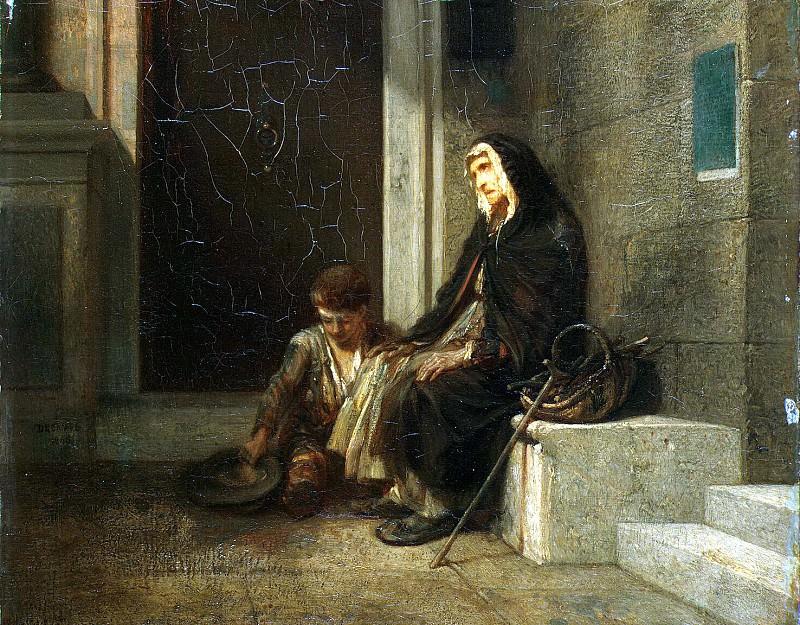 Dean, Alexander - Beggars. Hermitage ~ part 04