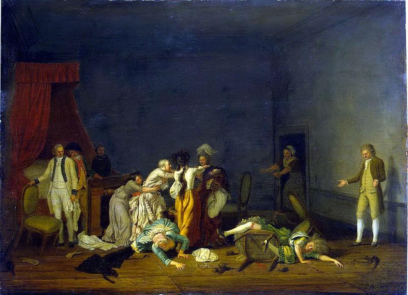 Defrance, Leonard - Fight women. Hermitage ~ part 04