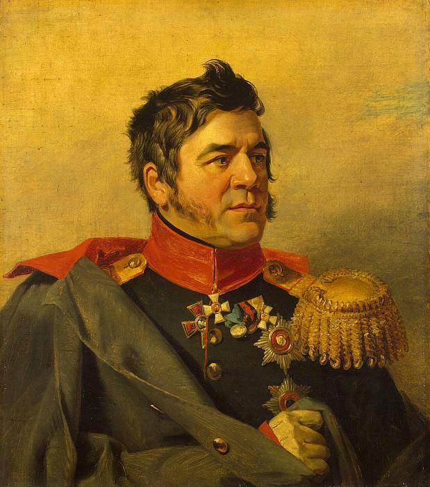 Dawe George - Portrait of Ivan Leontyevich Shakhovsky. Hermitage ~ part 04