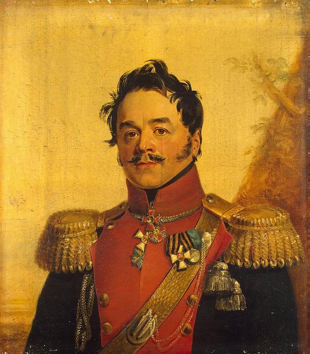 Dow, George - Portrait of Nikolai G. Shcherbatova. Hermitage ~ part 04