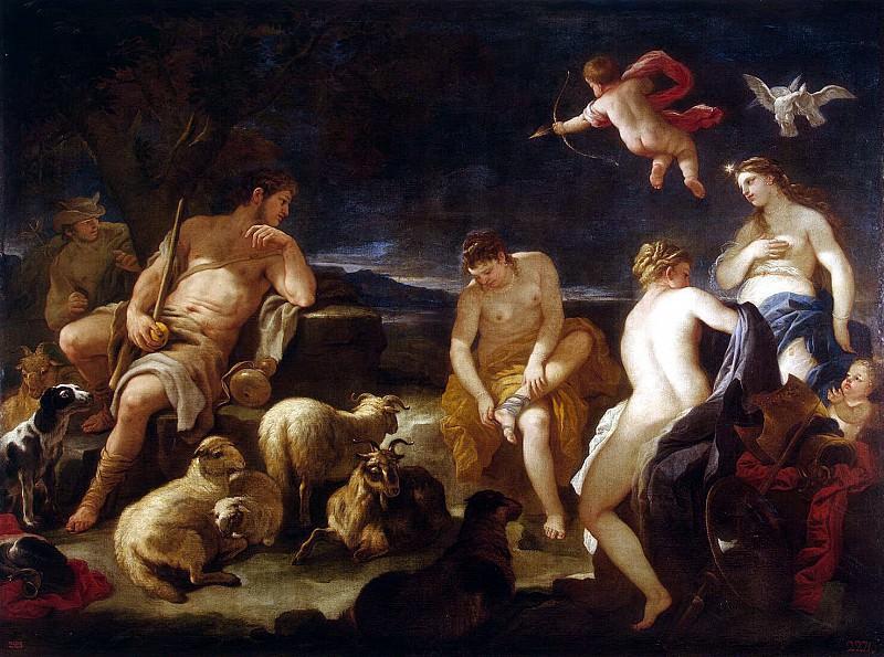 Giordano Luca - Judgement of Paris. Hermitage ~ part 04