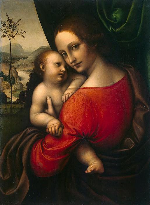 Dzhampetrino - Madonna and Child. Hermitage ~ part 04