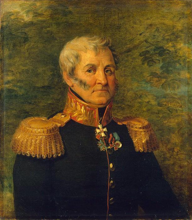 Dawe George - Portrait of Michael L. Treskin. Hermitage ~ part 04